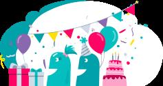 Réservez l'anniversaire le plus fun pour vos enfants !